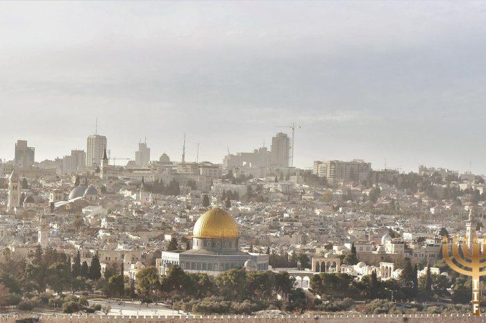 Troubles de l'ordre public et activité hostile du Waqf sur le Mont du Temple