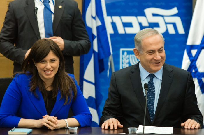 INTERVIEW DE LA VICE MINISTRE DES AFFAIRES ETRANGERES, TZIPI HOTOVELY
