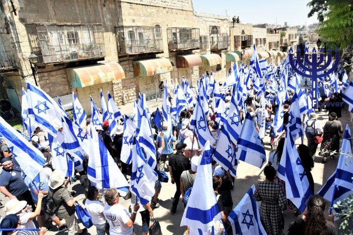 YOM HEVRON: Message du President d'Israel Is Forever